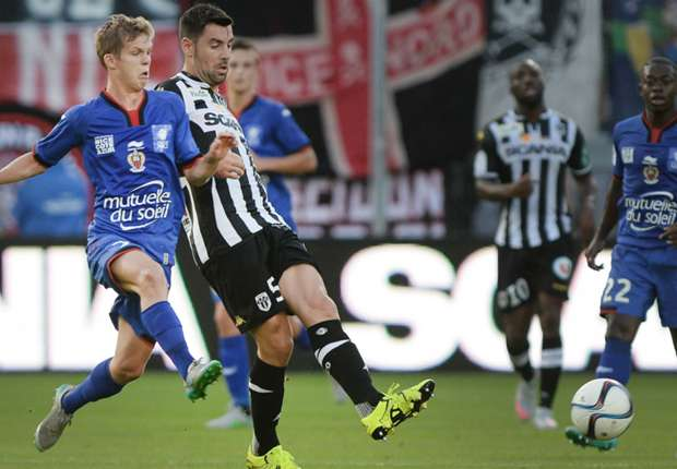Angers Reclaimed The Nd Spot On The Ligue  Table