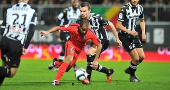 Paris Saint Germain vs. Angers