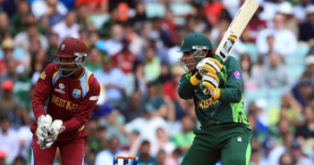 Pakistan vs West Indies First T20