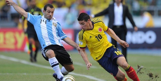 Argentina Vs Colombia  Fifa World Cup South America Qualifiers Match Prediction