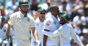 Australia vs. South Africa Second Test