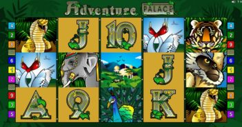 adventure palaceslot game