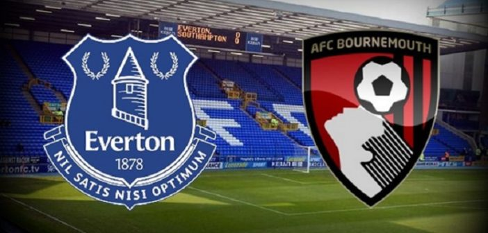 everton vs bournemotuh