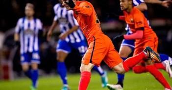 Deportivo vs. Barcelona
