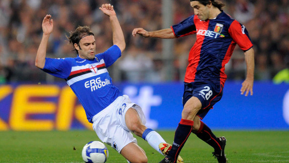 Genoa vs. Sampdoria