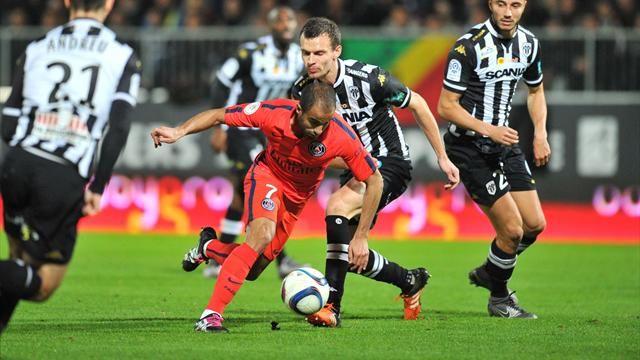 Resultado de imagem para PSG vs Angers