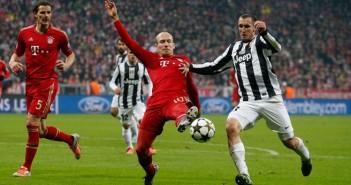 Juventus vs. Bayern Munich