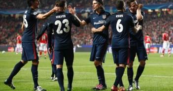 PSV Eindhoven vs. Atletico Madrid