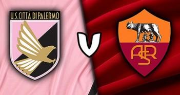 Roma vs. Palermo