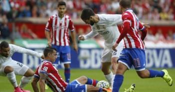 Sporting Gijon vs. Atletico Madrid