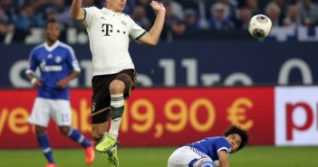 Bayern Munich vs. Schalke 04