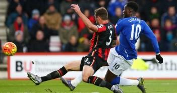 Everton vs. Bournemouth