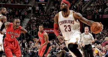 NBA - cavs vs raptors