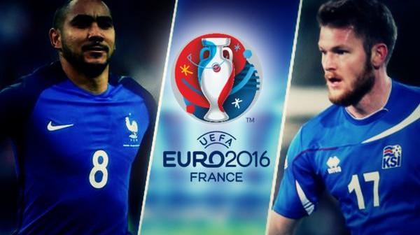 France vs. Iceland