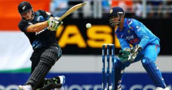 India vs. New Zealand
