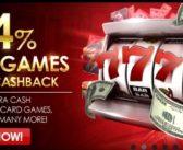 Money Raking Welcome Bonus And Cashback Up For Grab In 12RRuby!