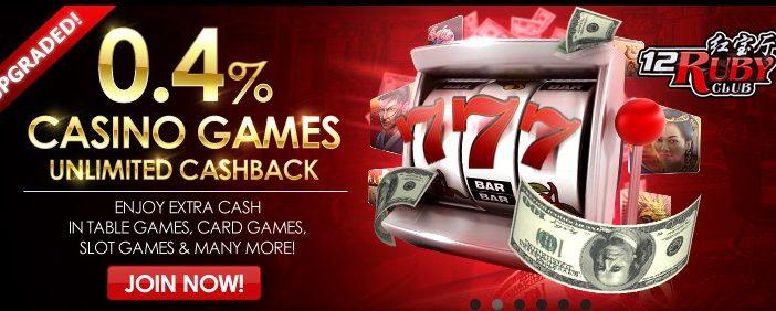 Unlimited Cashback 0.4