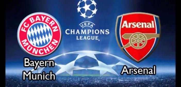 Bayern Munich vs. Arsenal