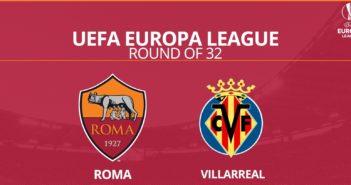 Roma vs. Villarreal