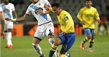 Deportivo La Coruna vs Las Palmas