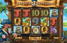 pirates treasure slot games