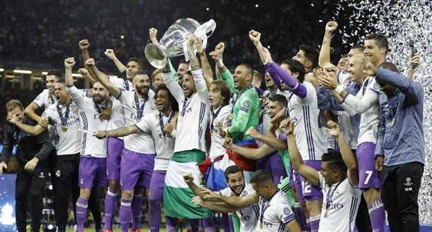 real madrid champions league final