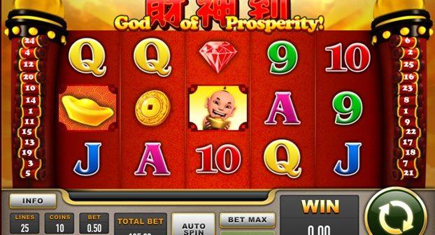 god of prosperity slot game