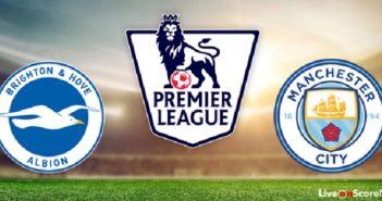 Brighton & Hove Albion FC vs Manchester City FC