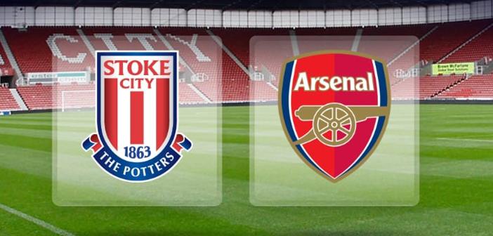 Premier League Match Prediction Stoke vs Arsenal
