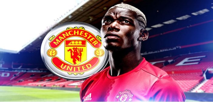 Paul Pogba can't be happy at Old Trafford says Didier Deschamps