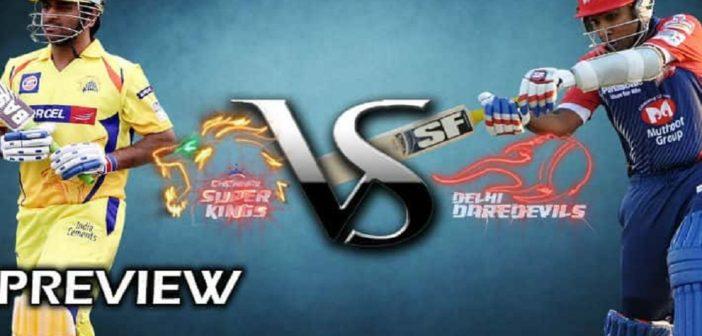 Chennai-Super-Kings-vs-Delhi-Daredevils-30th-IPL-Match-Prediction