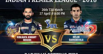 Delhi-Daredevils-vs-Kolkata-Knight-Riders-26th-IPL-Match-Prediction