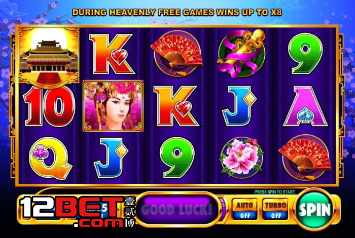 Heavenly Ruler slot game