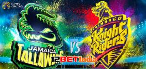 CPL T20 Match Preview: Jamaica Tallawahs vs Trinbago Knight Riders