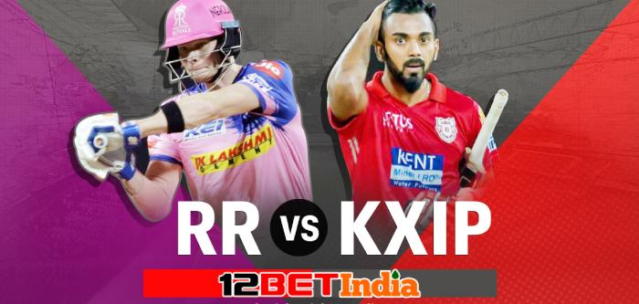 12BET Predictions IPL 2020 Match 9 Rajasthan Royals Vs Kings XI Punjab