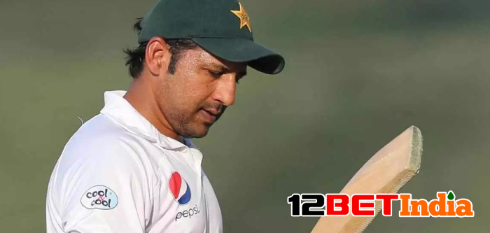 12BET India News: Former Pakistan skipper Sarfaraz Ahmed fined for using 'inappropriate language'