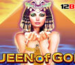 Queen of Gold slot game review and 12BET India's Christmas Fortune Tournament