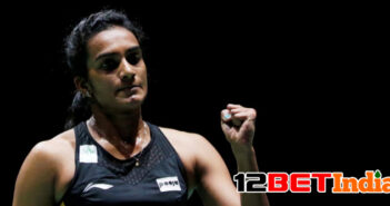 12BET India News Indian shuttler P.V. Sindhu sails into Thailand Open's quarterfinals