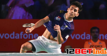 12BET India News India's Lakshya Sen to miss Thailand Open due to injury