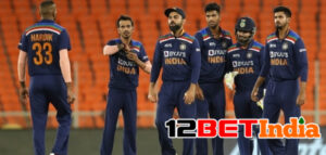 12BET Predictions India vs England fourth T20 match