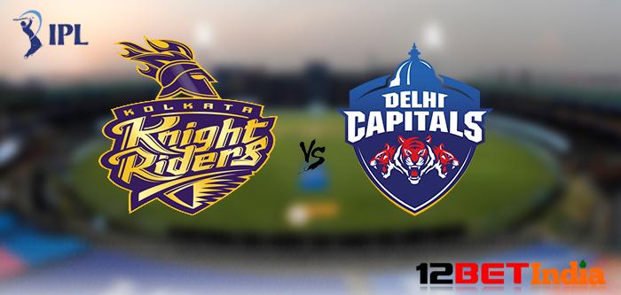 12BET Predictions Kolkata Knight Riders vs Delhi Capitals Indian Premier League Qualifier No 2